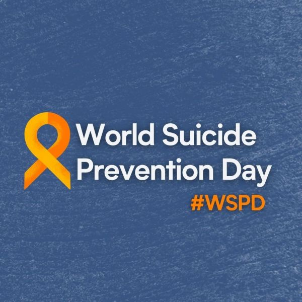 World Suicide Prevention Day 10 Sept 2021